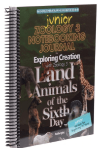 zoology land animals junior journal