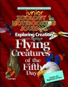 Junior Zoology 1 Notebooking Journal