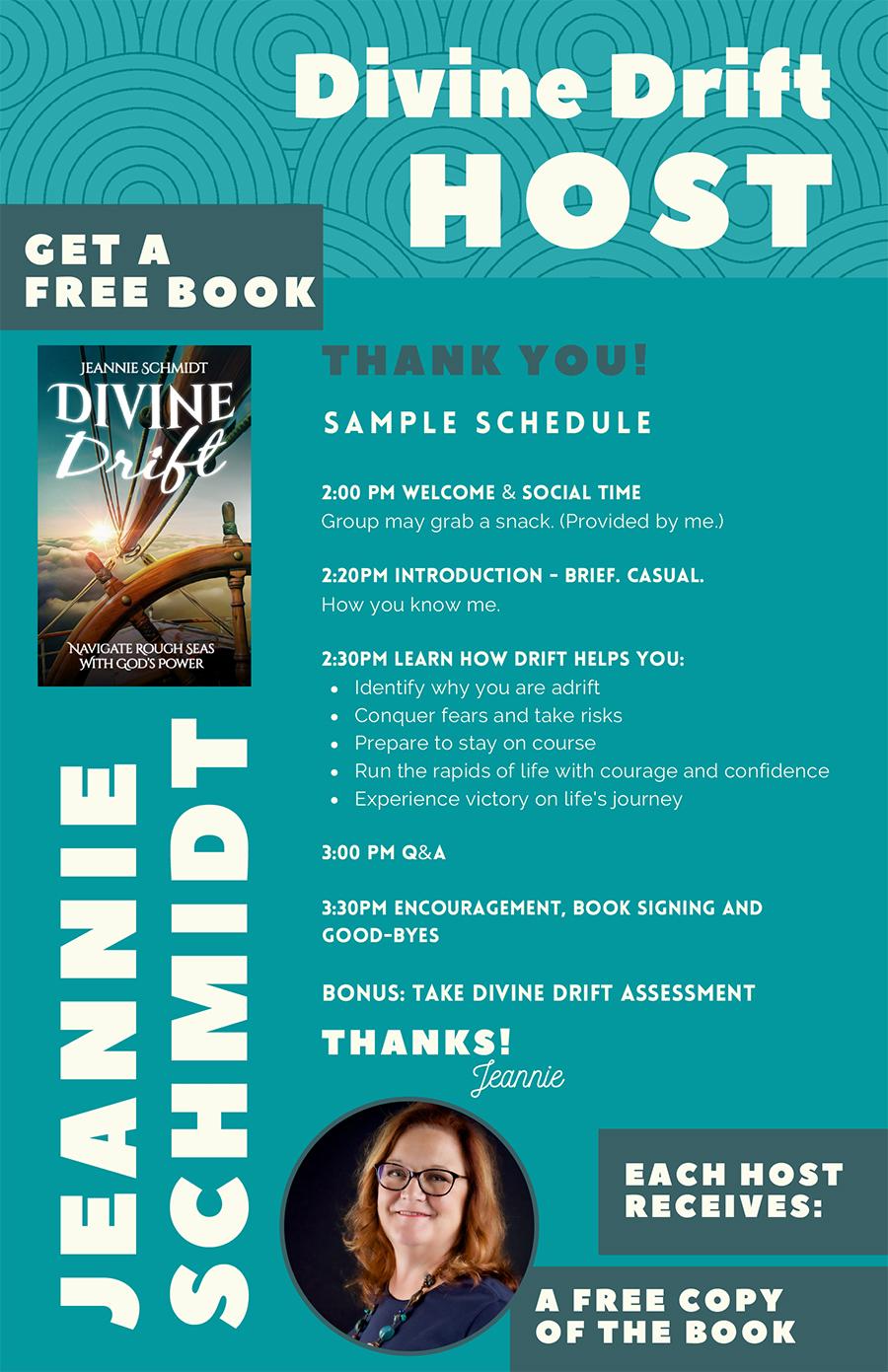 Divine Drift Host