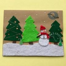 Snowman Holidays