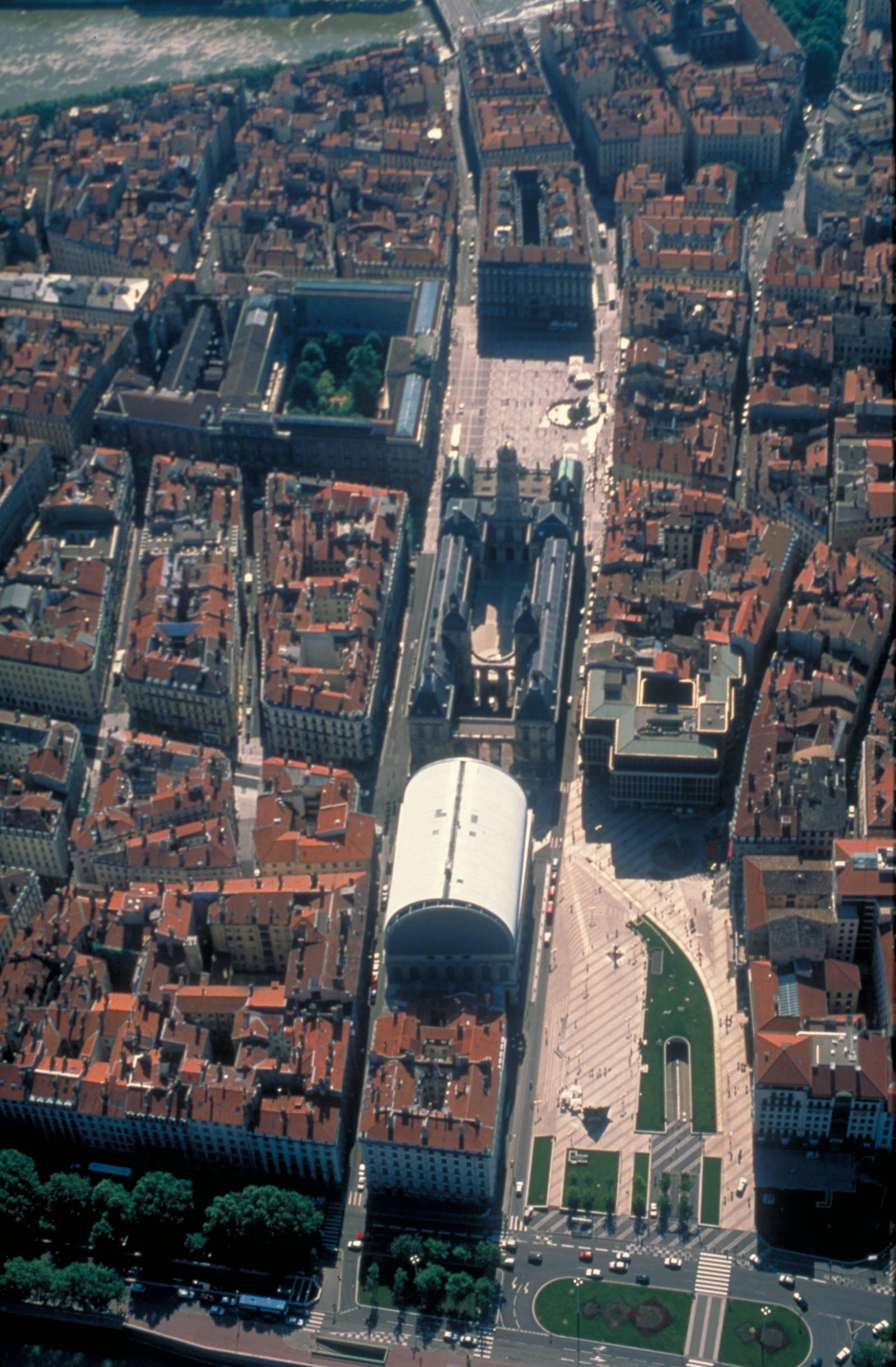 Lyon Opera House  Ateliers Jean Nouvel