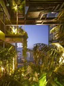 Renaissance Barcelona Fira Hotel Ateliers Jean Nouvel