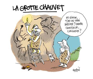 Chauvet Télérama