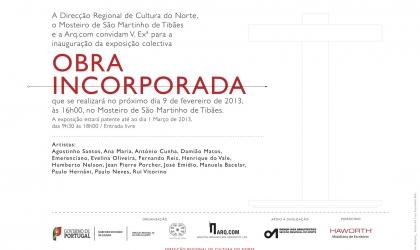 Exposição Colectiva OBRA INCORPORADA