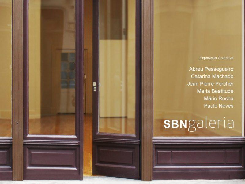 SBN Galeria Exposição Colectiva