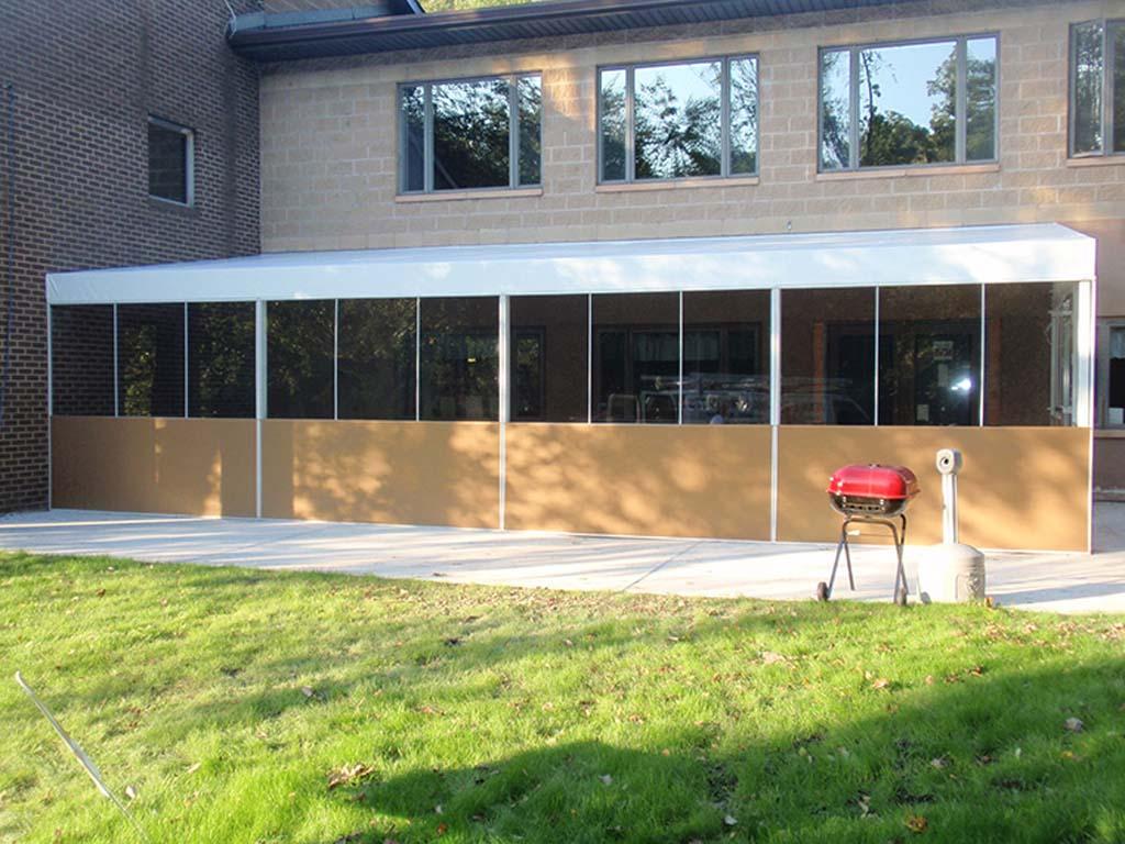 Temporary Patio Enclosures