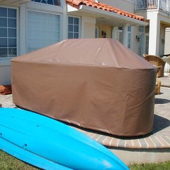 Outdoor Kitchen Covers Trash Cans Custom Fabricated
