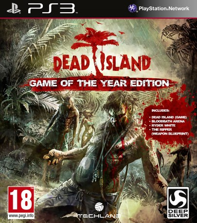 Dead Island (PS3 / GOTY)
