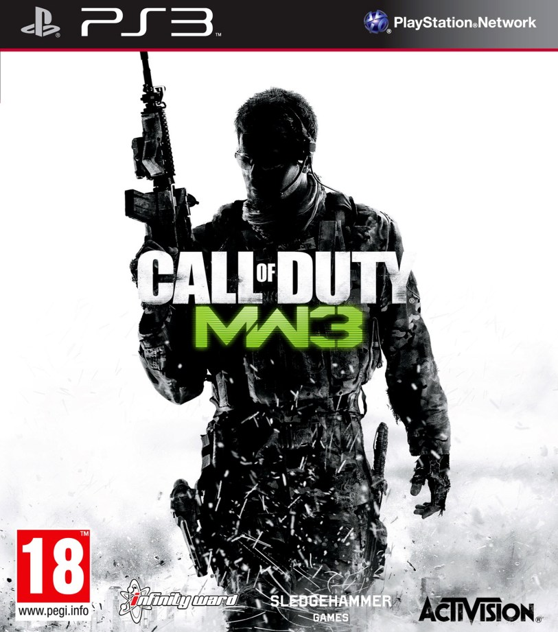 Call of Duty : Modern Warfare 3 (PS3)