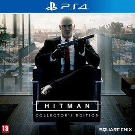 Hitman (Collector's Edition - PS4)