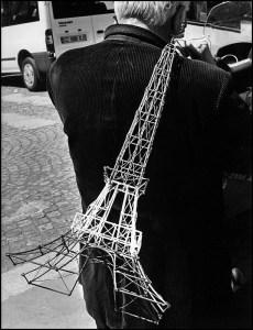 Paris Une Tour Eiffel à Montmartre