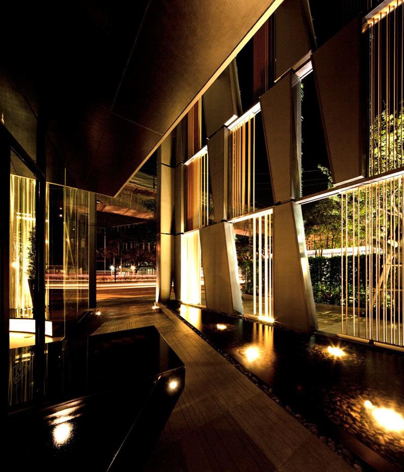 Vertical Living Gallery by Sansiri and Shma in Bangkok