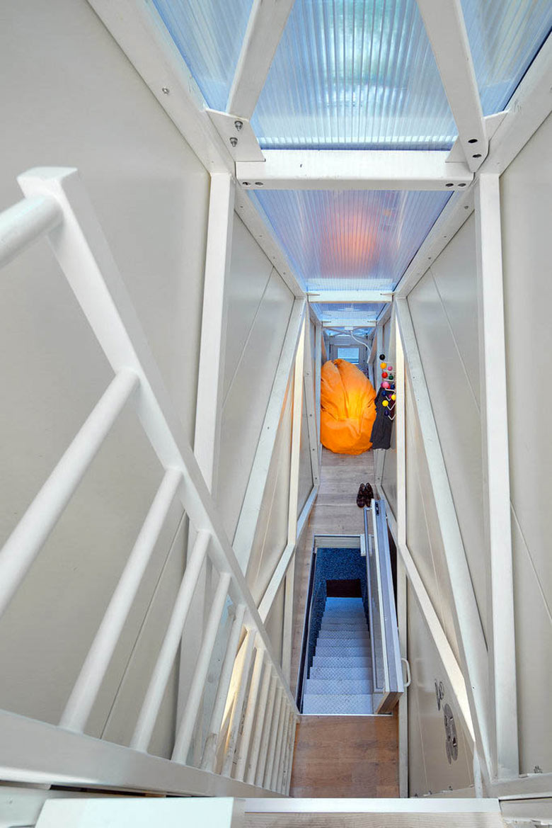 Keret House  Worlds Narrowest Home Located in Warsaw