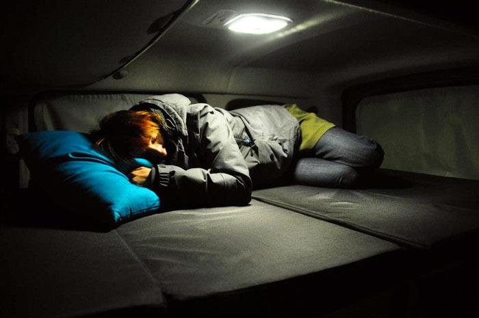 Renault Kangoo Camper Travelpack  By OVICUO