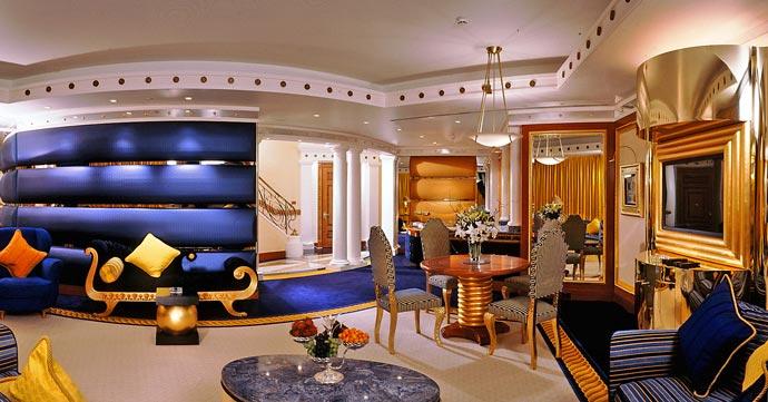 BURJ AL ARAB  LUXURY HOTEL IN DUBAI  Jebiga Design  Lifestyle