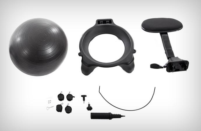 BALANCE BALL CHAIR  Jebiga Design  Lifestyle