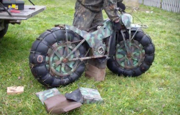 taurus 2x2 motorcycle
