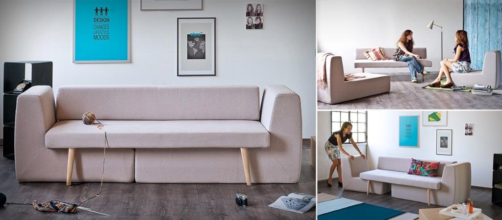 one arm sofa art florianopolis sofista modular