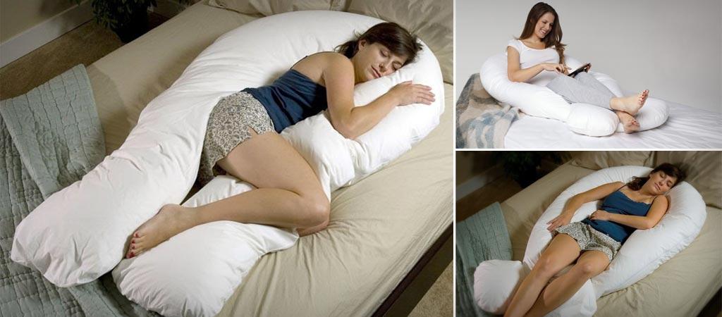 Comfort U Pillow