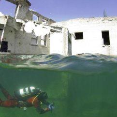 Best Kitchen Island Large Rummu Underwater Prison | Estonia Jebiga Design & Lifestyle