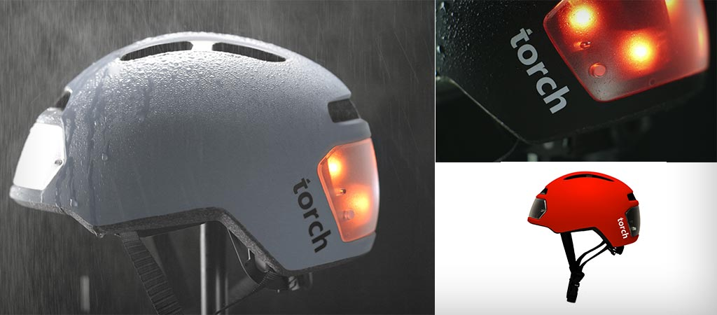 Bicycle Helmet Light