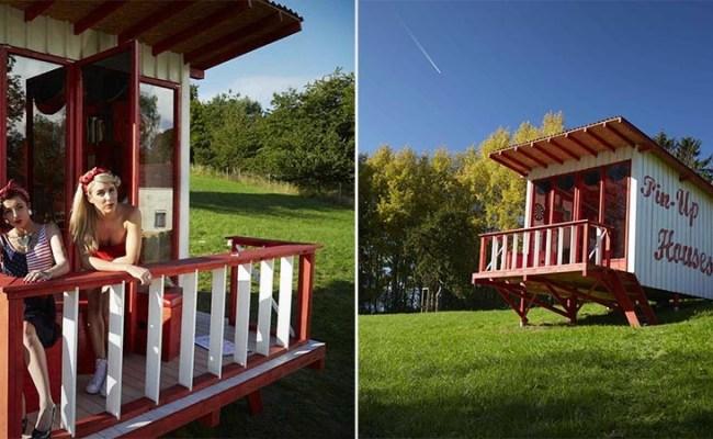 Pin Up Houses Diy Tiny Houses Jebiga Design Lifestyle