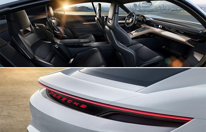 Porsche Mission E Concept Electric Supercar Jebiga