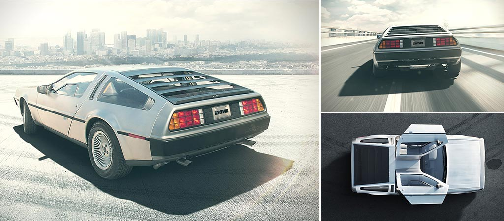 2017 DeLorean DMC12  Comeback Of The DeLorean Officially