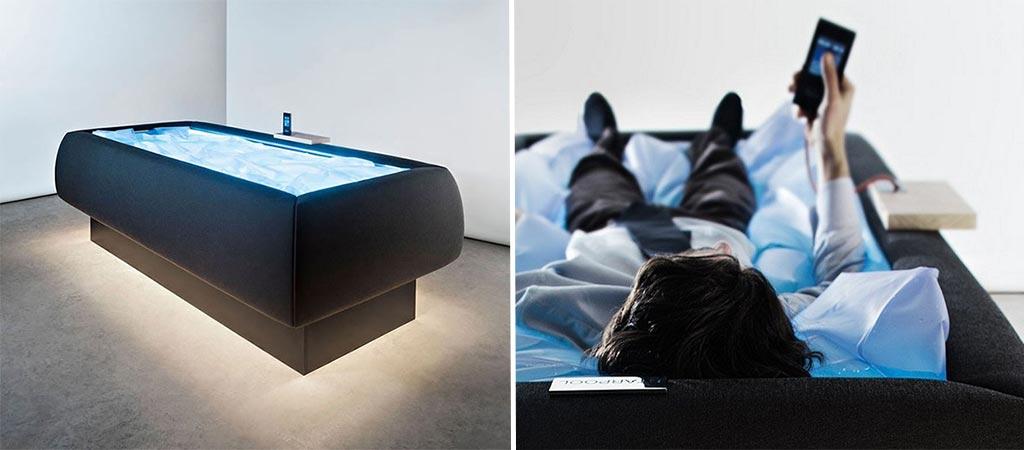 Zerobody AntiGravity Bed