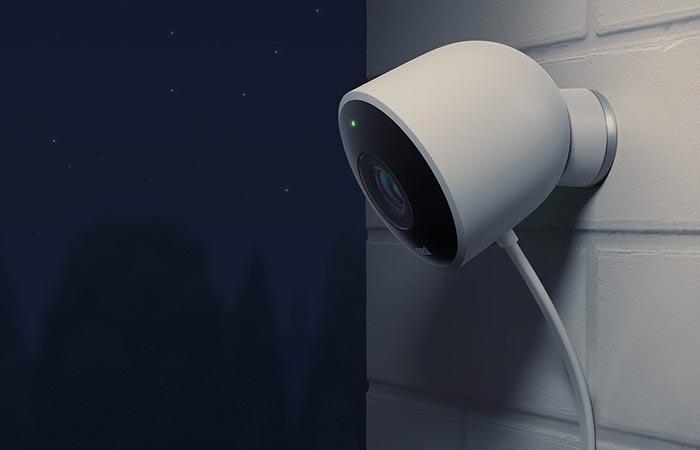 Wide Angle Security Camera