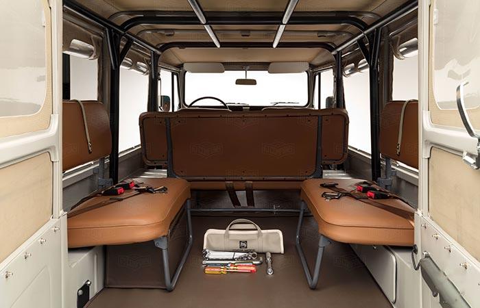 1981 Toyota Land Cruiser FJ45 Troopy  Jebiga Design