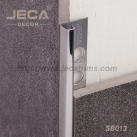 China Low Price Metal Tile Edging Trim Suppliers and