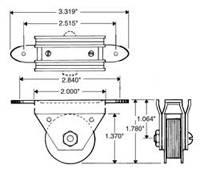 AVKOPPLARE elektrisk, Kadee i Koppel H0