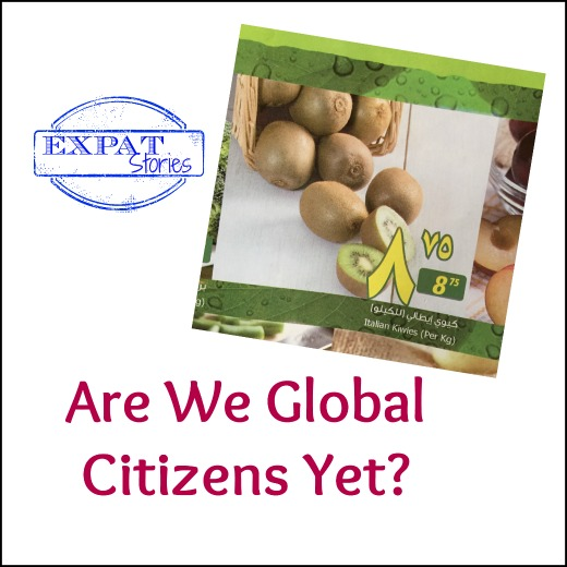 are we global citizens yet