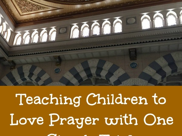 teaching children to pray salah muslim kids ramadan