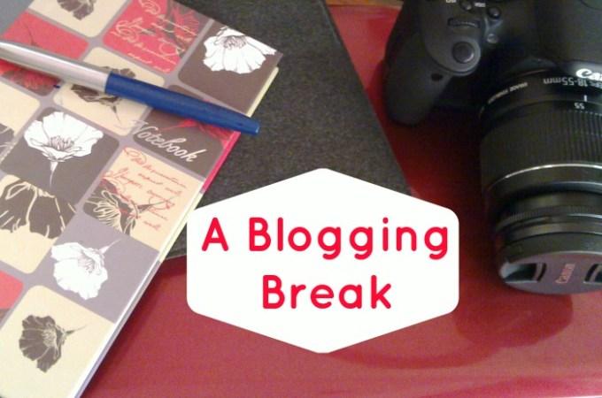 blogging break A-Z of Akhlaaq