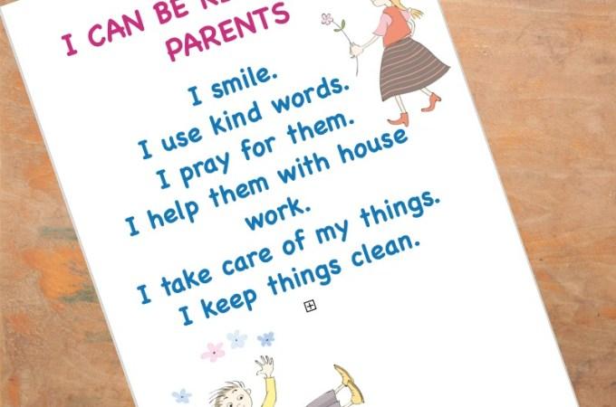 Kindness to Parents JeddahMom