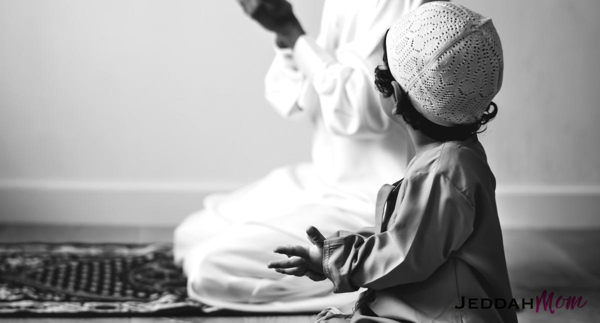 Salah for Kids: Teaching Kids to Pray Salah Age by Age
