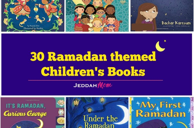 30 ramadan themed children's books jeddahmom