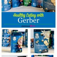 Healthy Eating Tips with Gerber