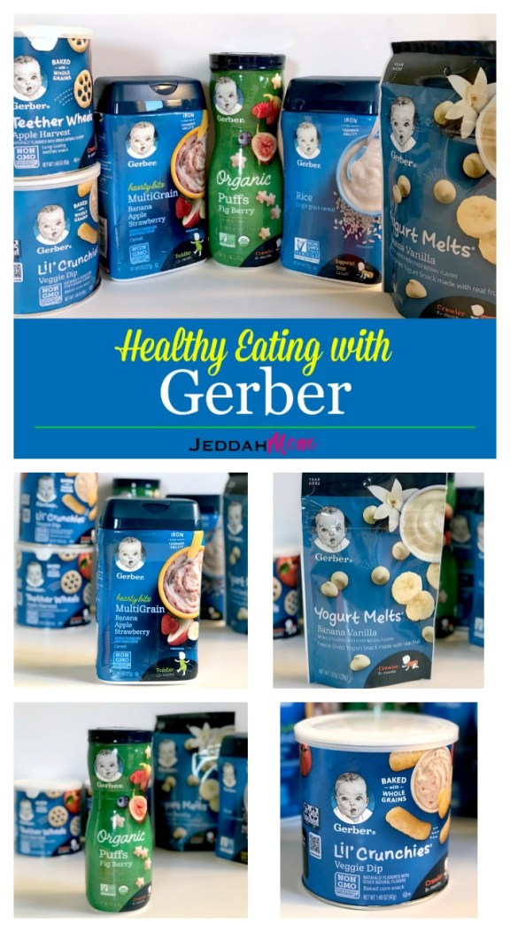12 tips Healthy Eating with Gerber JeddahMom