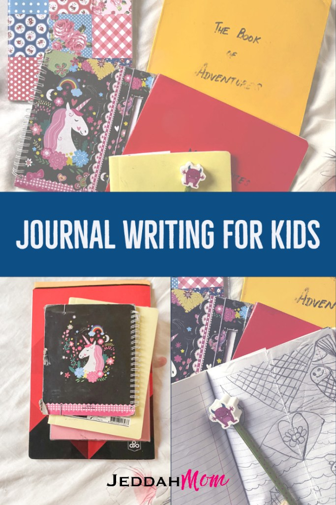 how to get children started on journaling