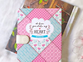 Mommy and Me notebook Jeddah Mom