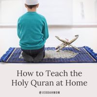 How to teach children the Holy Quran with Love