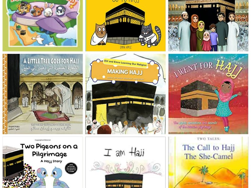 Books about Hajj for Kids JeddahMom