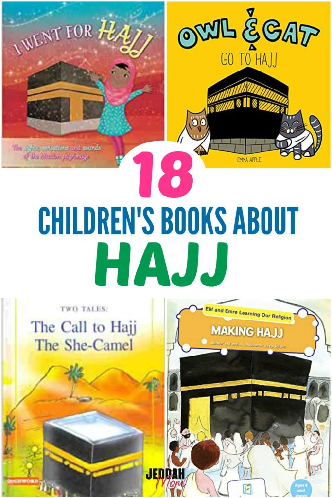 Beautiful Hajj Books for Kids JeddahMom