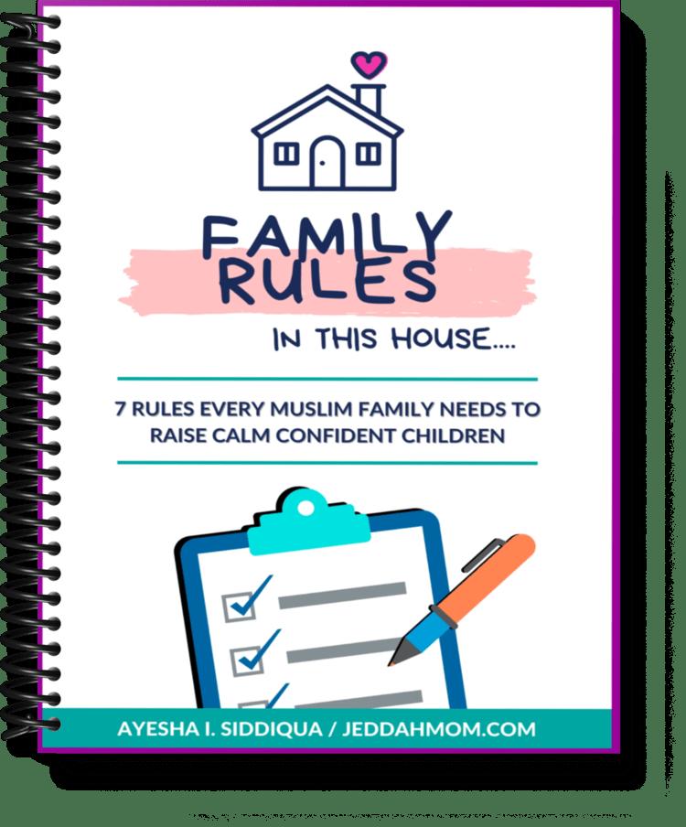 muslim family rules