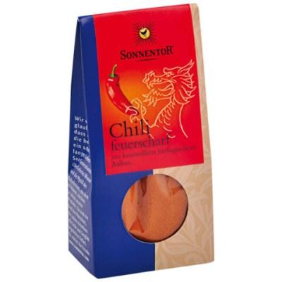 Bio Chili feuerscharf Sonnentor