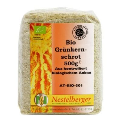 Bio Grünkernschrot Nestelberger