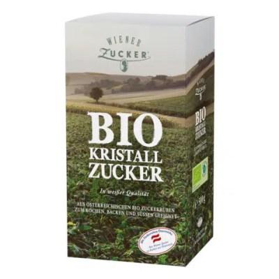 Bio Kirstallzucker WIenerzucker